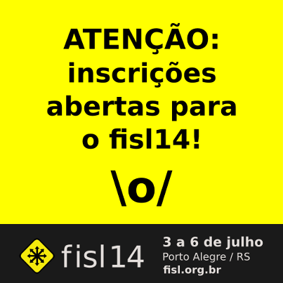 fisl14-inscricoes